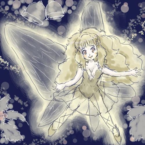オーナメントの妖精