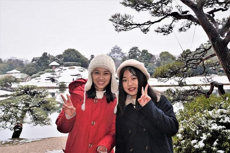 中国人留学生2