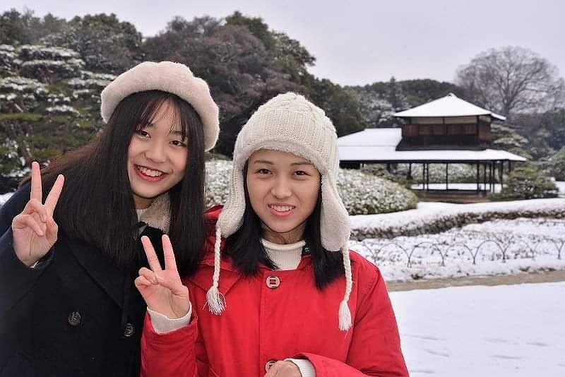 中国人留学生1