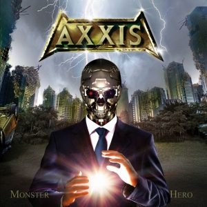 MONSTER HERO / AXXIS