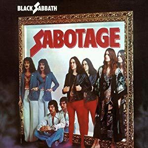 SABOTAGE / BLACK SABBATH