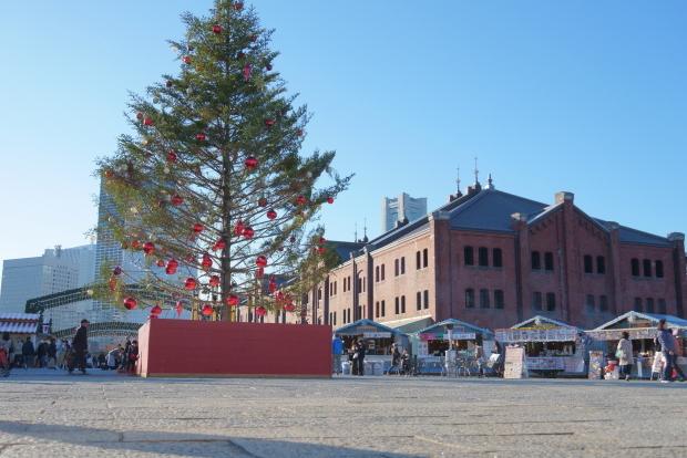 赤レンガ倉庫のクリスマス00082035
