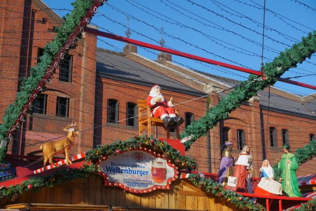 赤レンガ倉庫のクリスマス00082054