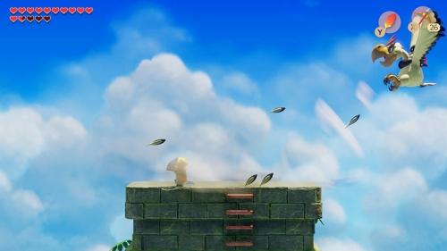 ゼルダの伝説 夢をみる島51