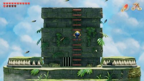 ゼルダの伝説 夢をみる島52