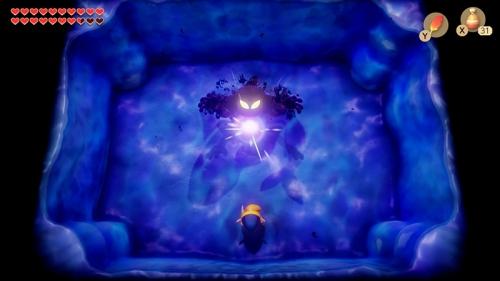 ゼルダの伝説 夢をみる島77