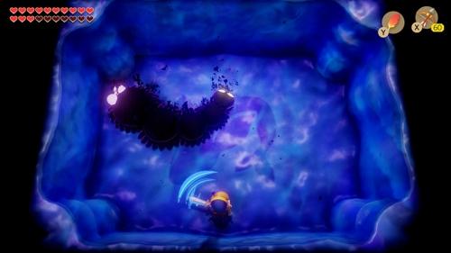ゼルダの伝説 夢をみる島80