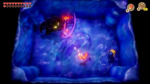 ゼルダの伝説 夢をみる島82