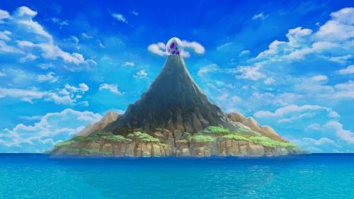 ゼルダの伝説 夢をみる島89