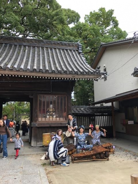 20191012鳥飼八幡宮秋季大祭 '秋のまる焼き祭り'4