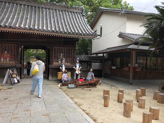 20191012鳥飼八幡宮秋季大祭 '秋のまる焼き祭り'5