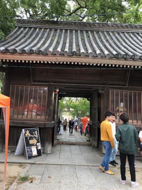 20191012鳥飼八幡宮秋季大祭 '秋のまる焼き祭り'1