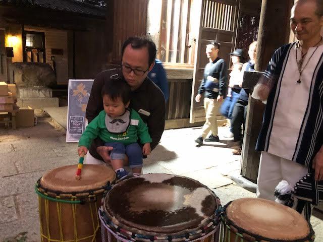 20191012鳥飼八幡宮秋季大祭 '秋のまる焼き祭り'7