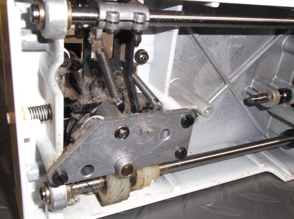 elna tx 570-4