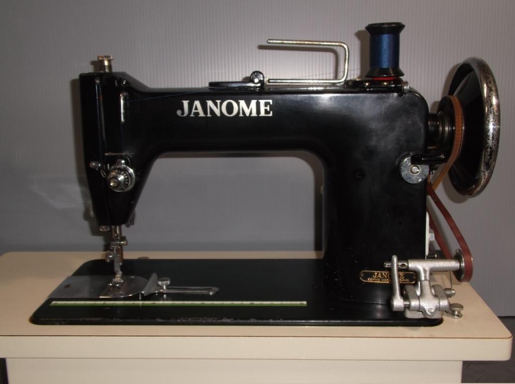 janome 103(BK)-1