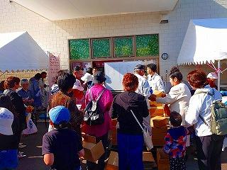 2019.10.06虎杖浜タラコ祭り