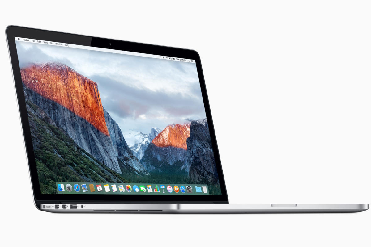 MacBook Pro 15 2015 model