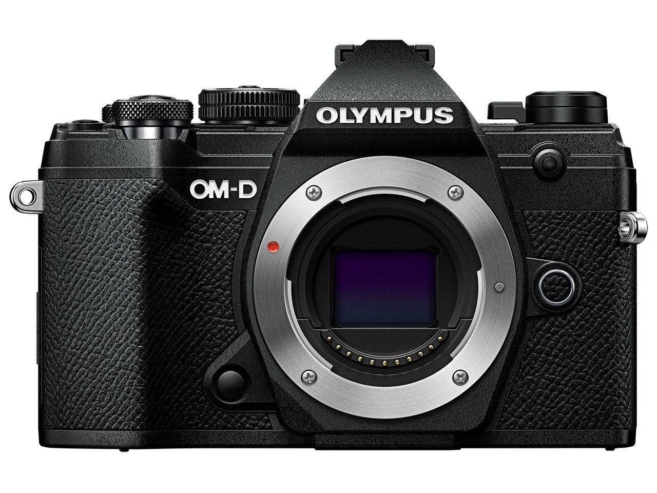 OLYMPUS E-M5 Mark 3
