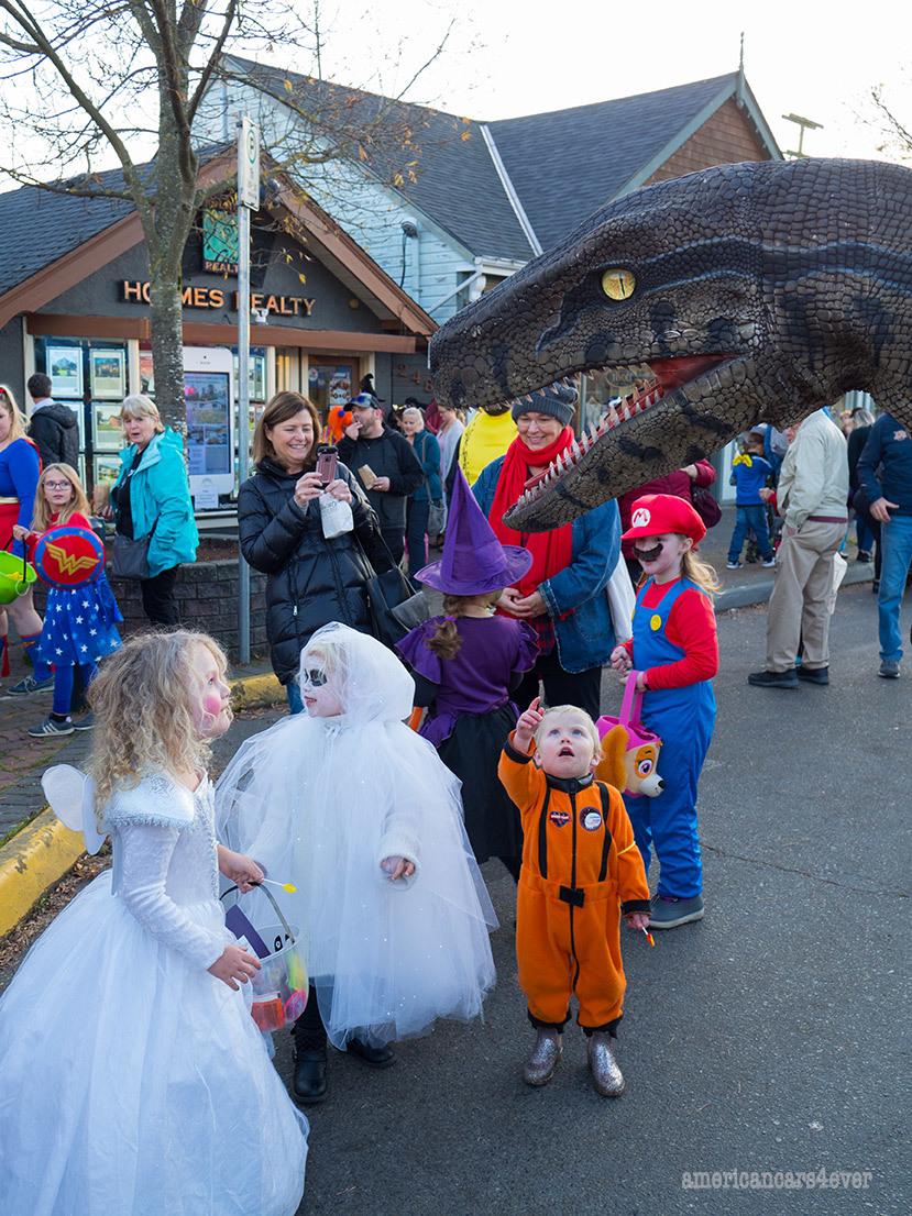 sidney bC Halloween