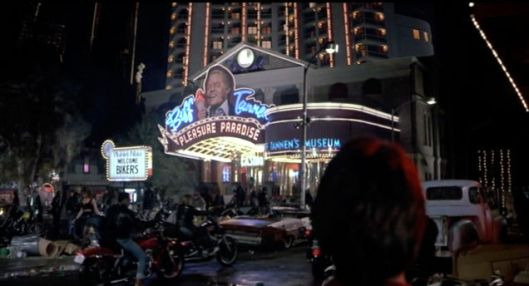Back to the future 2 Hill Valley 1985