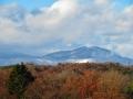 青葉山から泉ヶ岳