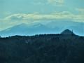 青葉山と蔵王