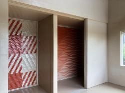漆の家 白の部屋