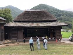 肥土山歌舞伎舞台調査