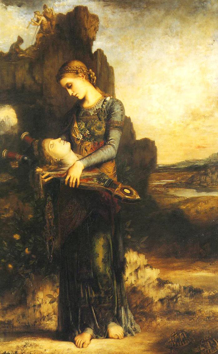 Gustave_Moreau_Orphée_1865