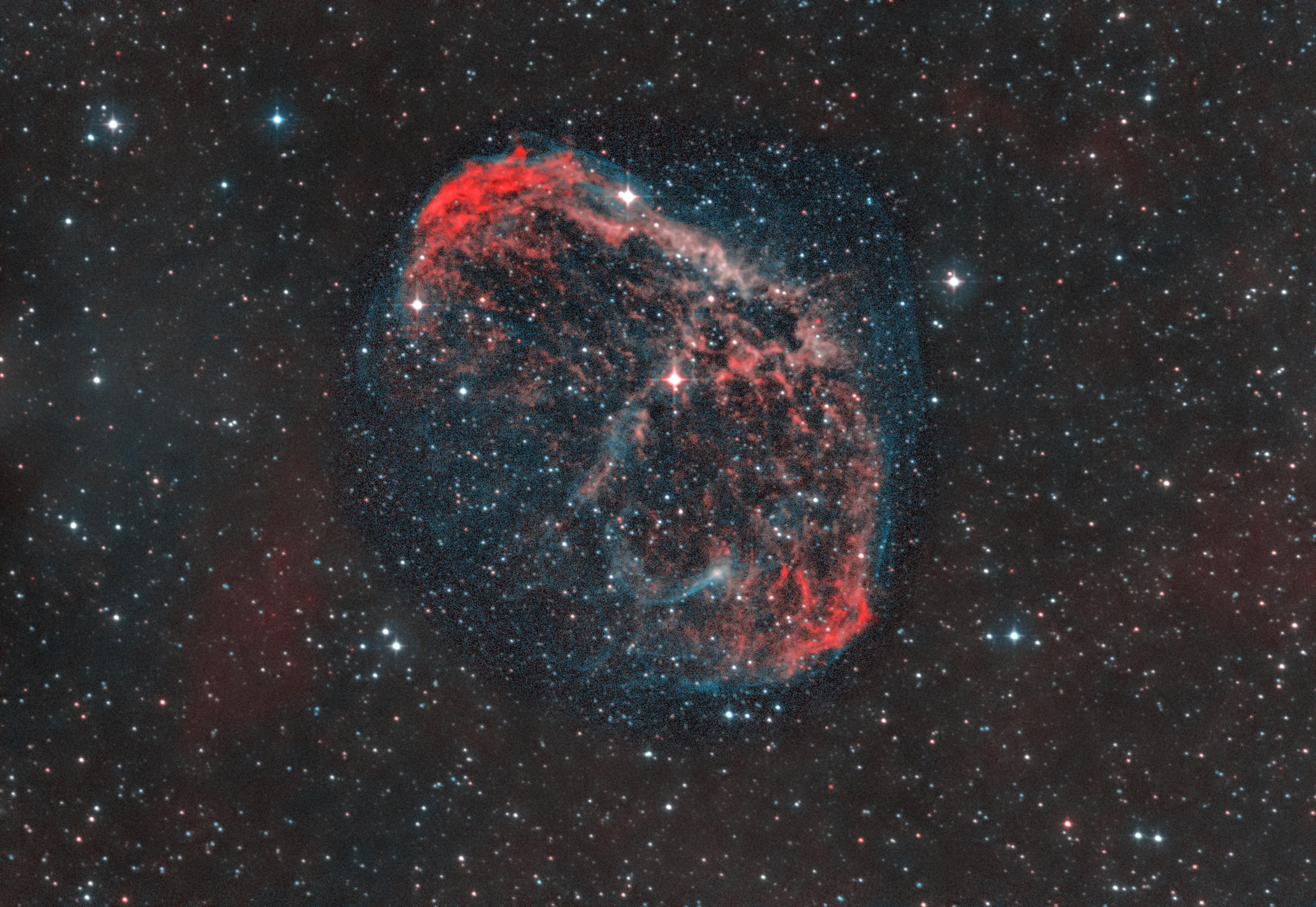 20190826 自宅 NGC6888 BKP200 EXPH 183MM AOO3