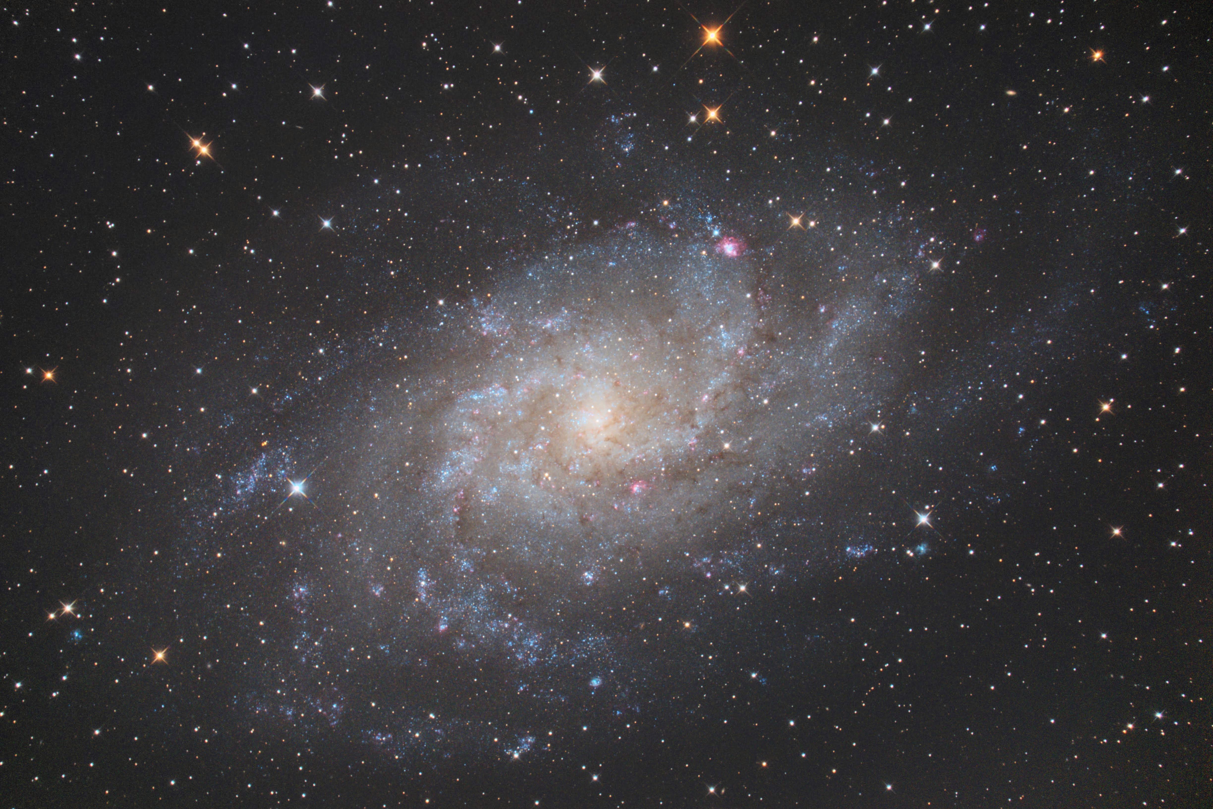 M33 μ250CRS EOS6D