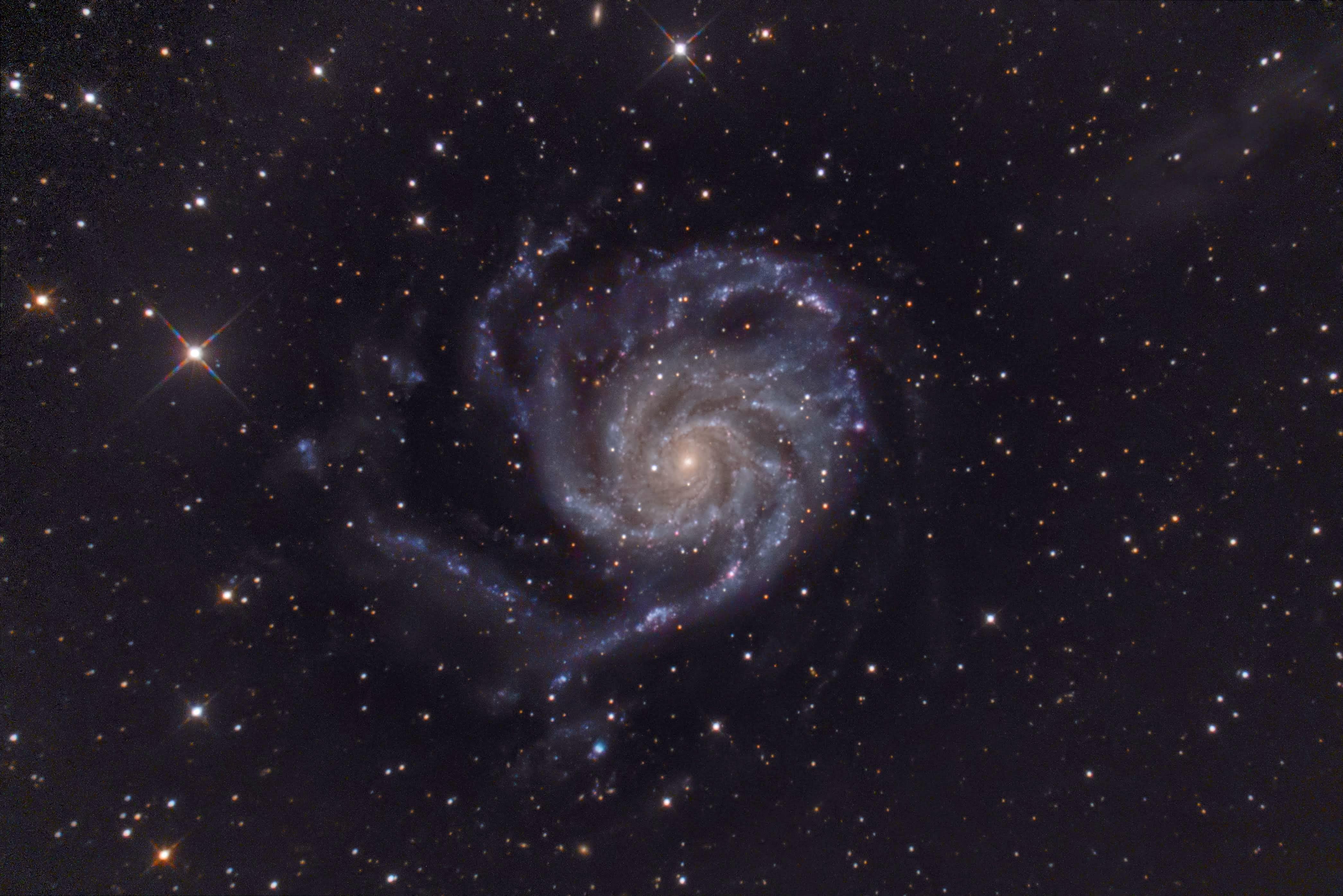 20200122 すさみ NGC2903 C11 _ u-250CRS LRGB2