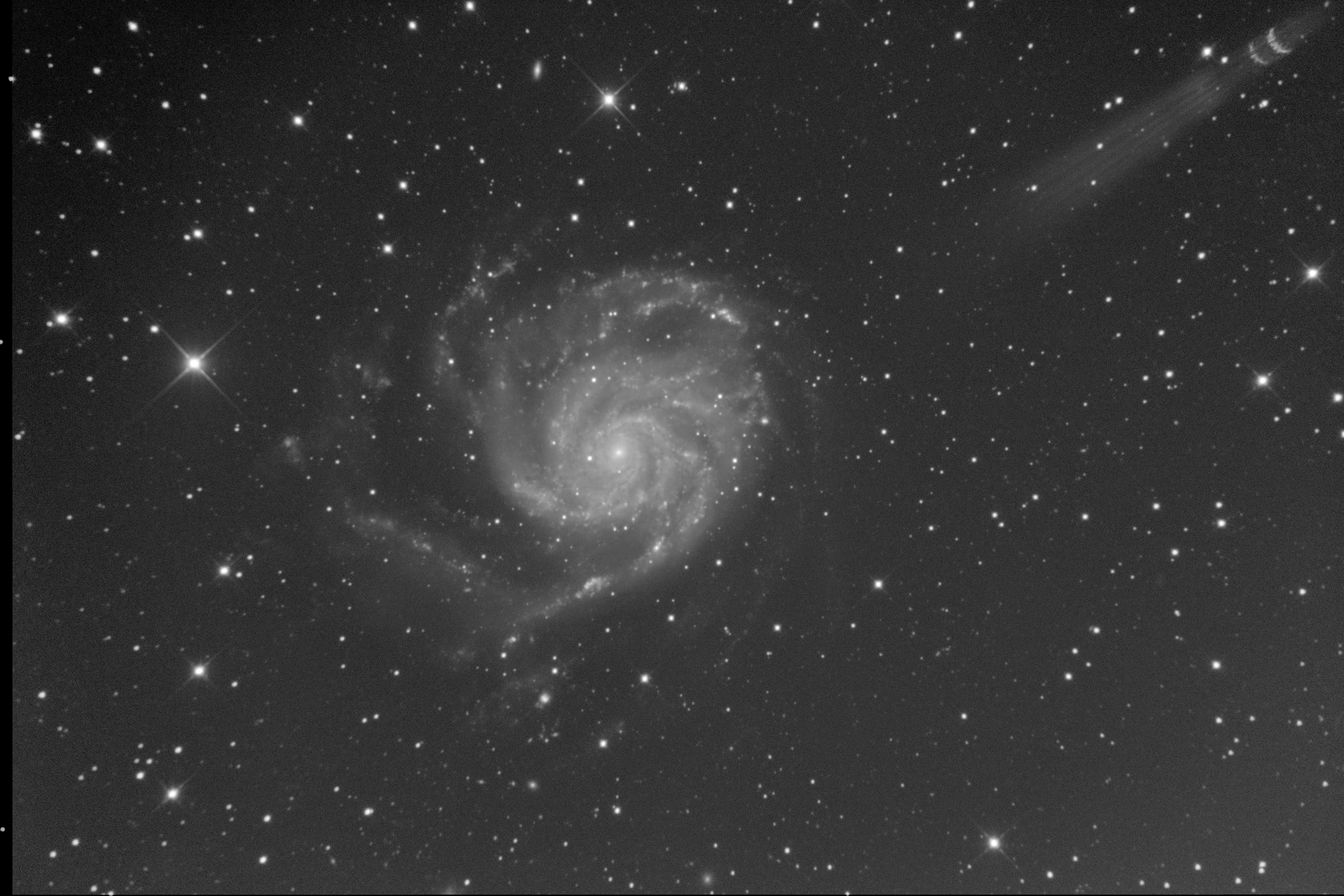 20200122 すさみ M101 C11 6200MM gain100 240s L c16 tDG