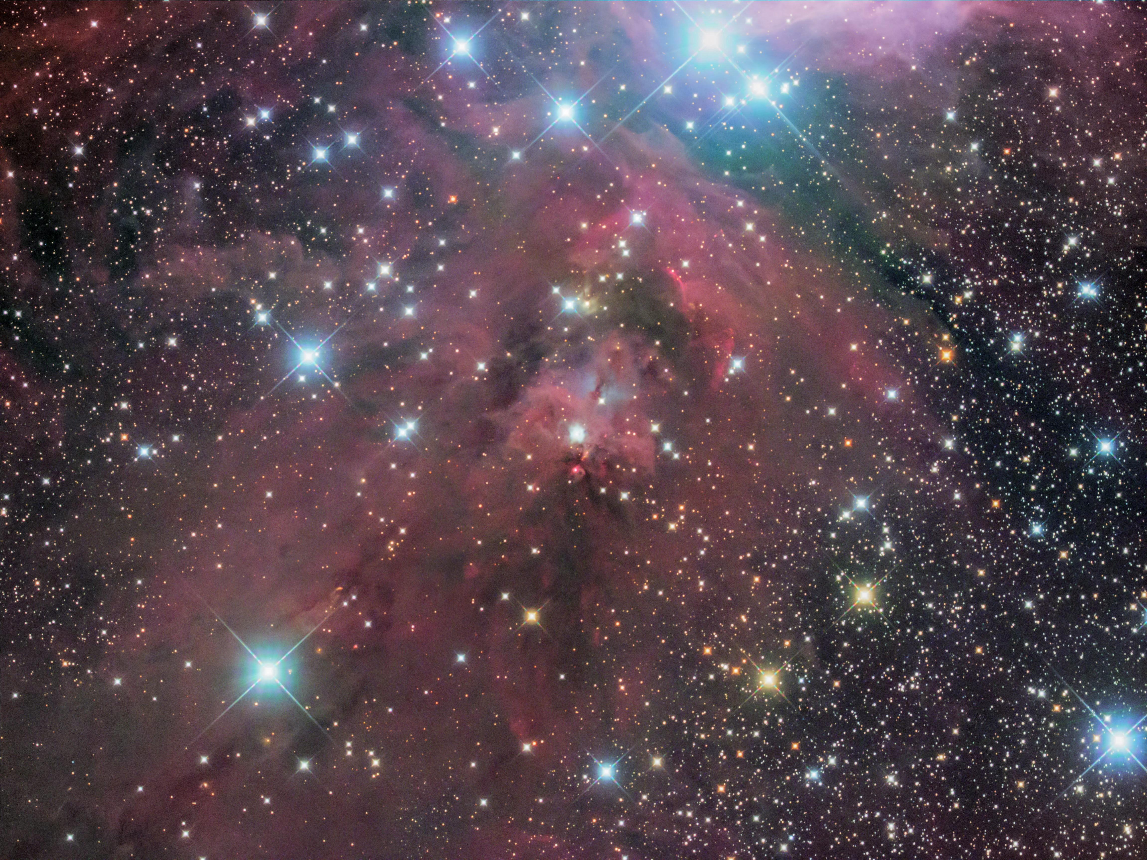 NGC1999付近