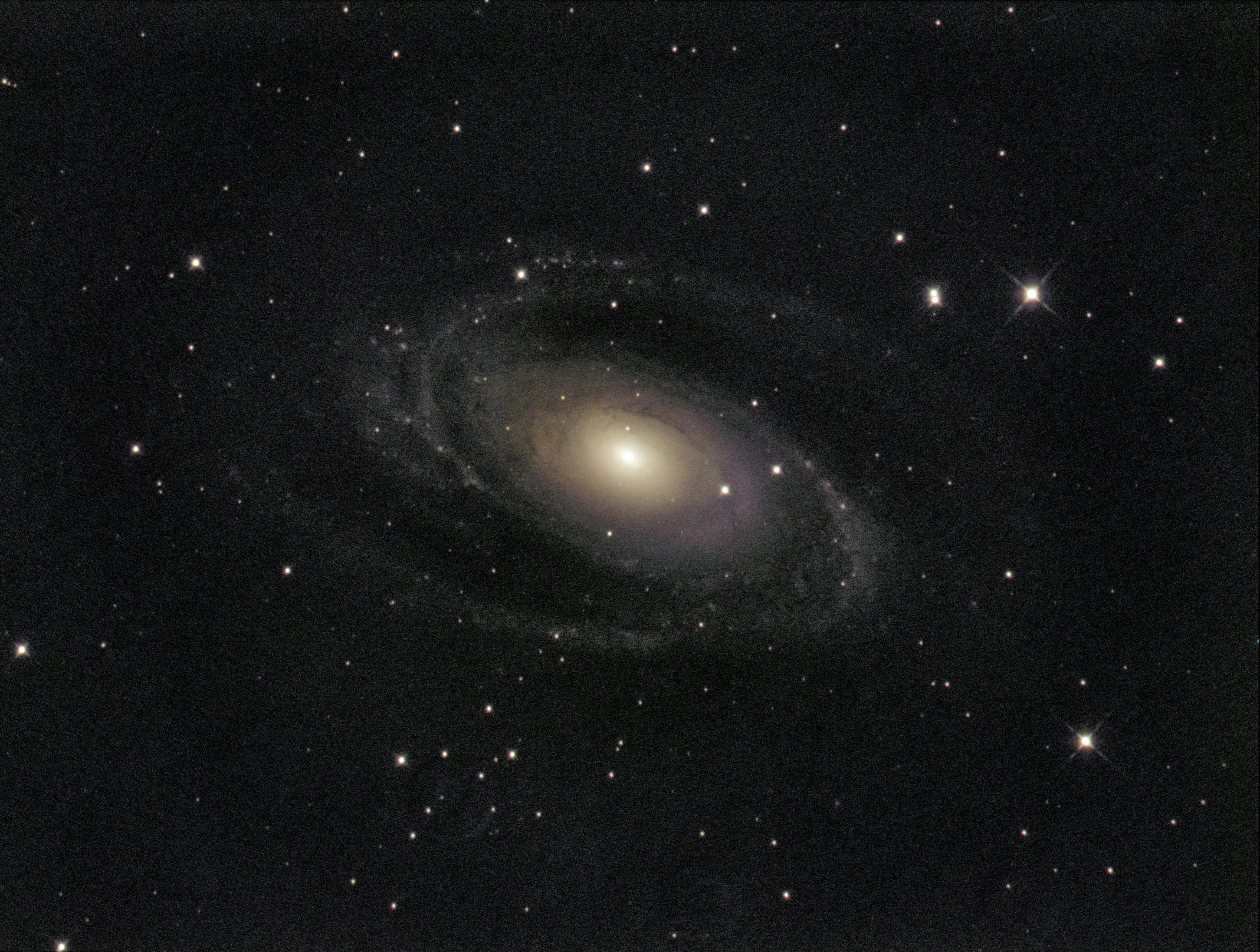 M81 C11 1600MM1 gain139 120s LRGB