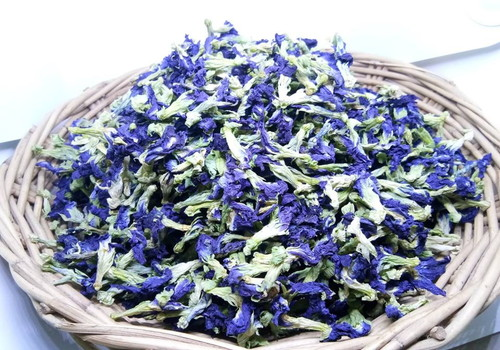 dry butterfly pea