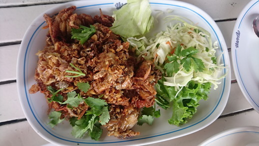 Food at Ruen Pakarang (1)