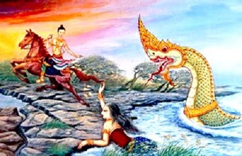 the legend of Nong Han (1)