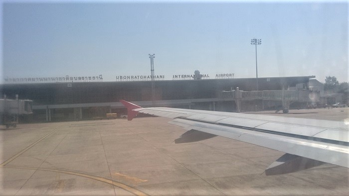 02 Arrival at Ubon airport (9)