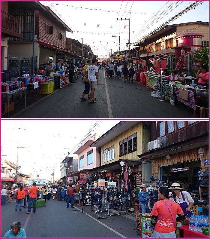 Khammarat Pedestrian street (2)