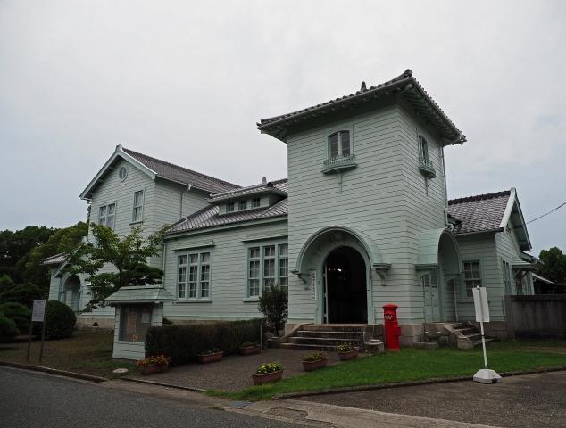 190831赤穂民族資料館1