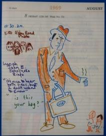 ポールの日記1