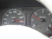 P2019922、メーターは160kmだが、・・・