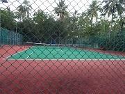 P20191112、テニスコート