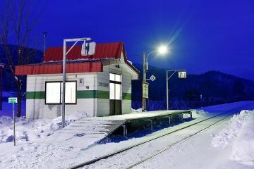 天塩川温泉駅202001(7)