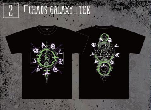 chaos galaxy tee01