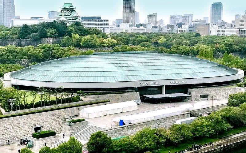 BABYMETAL 大阪城ホール公演初日(11/20)開始前の様子