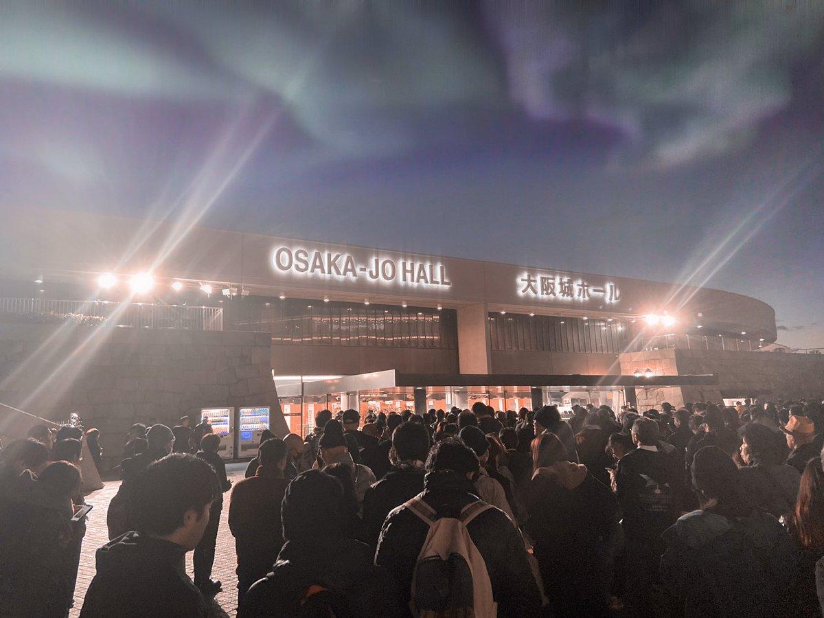 BABYMETAL 大阪城ホール公演初日(11/20)のセットリストと終演後の様子