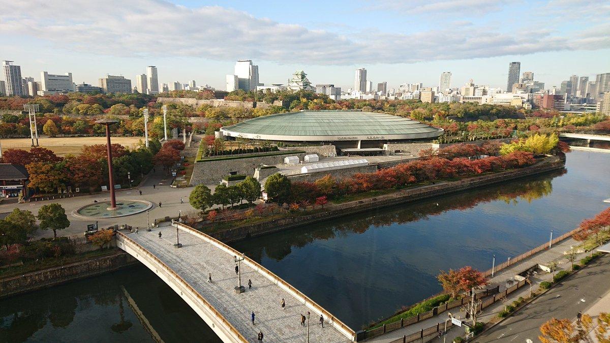 BABYMETAL 大阪城ホール公演2日目(11/21)開始前の様子