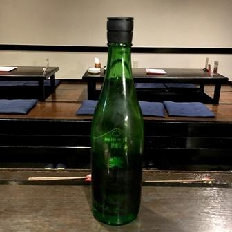 金鵄盛典 特別純米無濾過生原酒